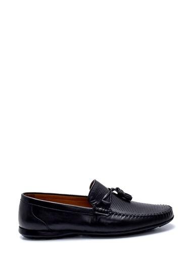 Derimod Erkek Loafer(602) Casual Siyah